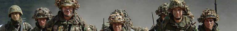 Recrutement arm�e : soldat fran�ais